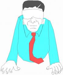 Cjosen Blindness